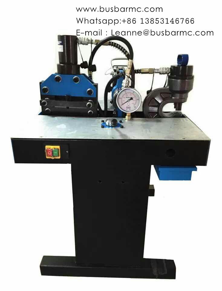 303A Portable Busbar Processing Machine